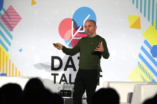 Speaker at Data Talent
