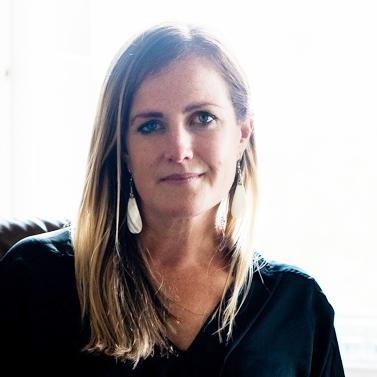 A headshot image of Katherine Trebeck